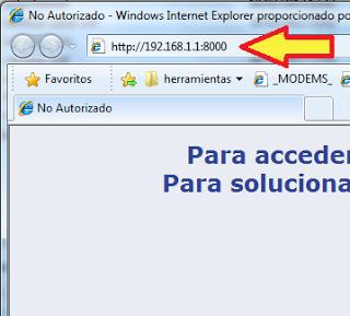Cambiar Clave al Router Movistar