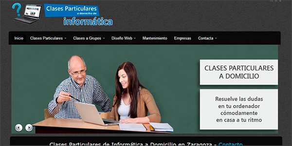 www.clasesinformaticazaragoza.com