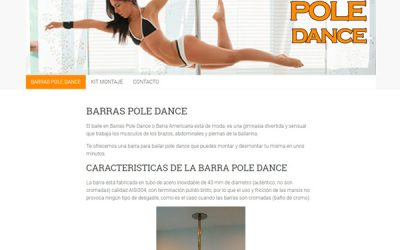 www.barraspoledance.es